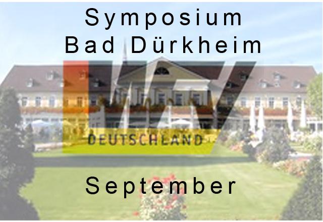 Symposium Bad Dürkheim