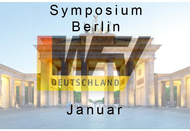 Symposium Berlin