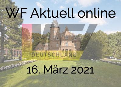 WF Aktuell online Monheim - 2021 I