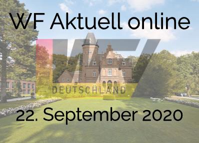 WF Aktuell online Monheim - 2020